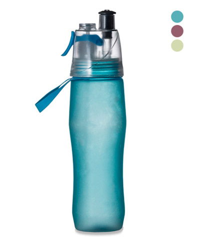 Garrafa Squeeze com Borrifador Personalizado