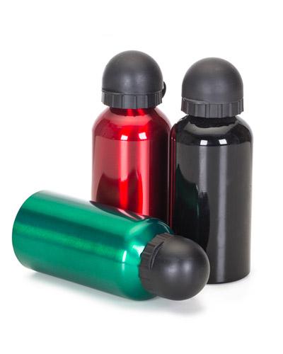 Squeeze de Metal Personalizado | Squeeze Inox Personalizado com capacidade de 400 ml