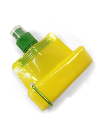 Squeeze Flexível Brasil Personalizado | Squeeze Dobrável. Personalizados com a sua logomarca