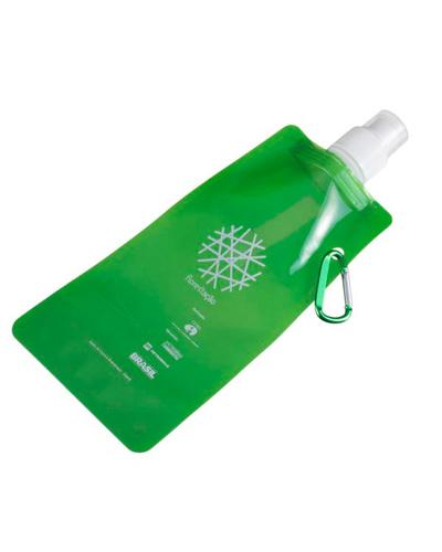 Squeeze para Brinde Dobrável | Squeeze personalizado dobrável.