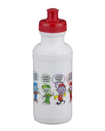 Squeeze Plastico 500 ml | Squeeze plástico personalizado com capacidade de 500 ml.