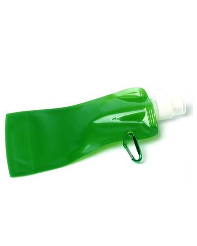 Squeeze Plástico Dobrável 480 ml | Squeeze Dobrável Personalizado. Disponível em cores variadas esse squeeze tem a capacidade de 480 ml.