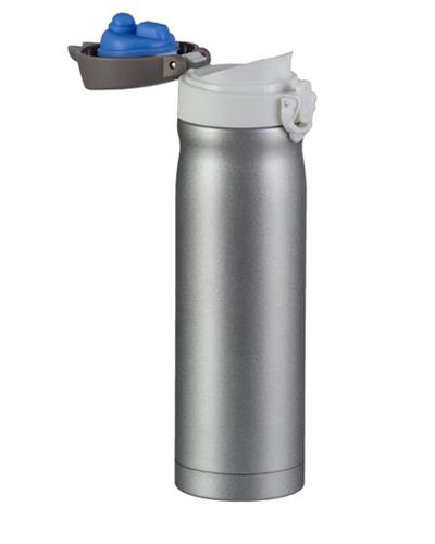 Squeeze Termico   Squeeze Térmico. Personalizado e com capacidade de 500 ML serve para bebidas quente ou geladas.
